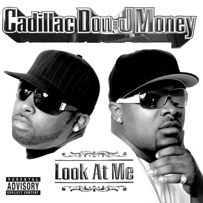 Look at Me Album Cover