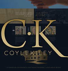 Coyle Kiley website design review