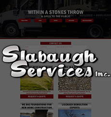 Slabaugh Services Inc web services